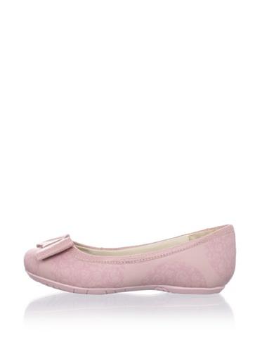 Pampili Kid's Circles Ballet Flat (Pink)