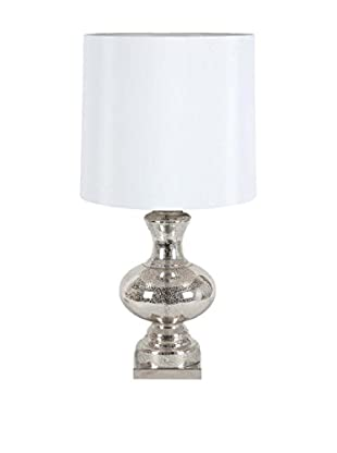 Applied Art Concepts Keeler Table Lamp, Grey