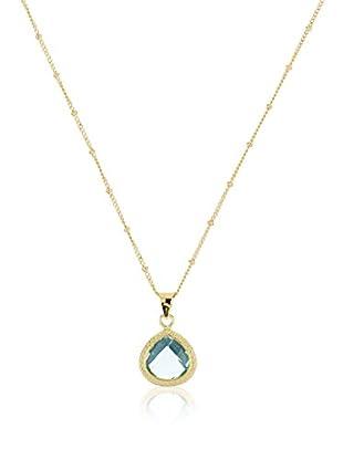 Coralia Leets Halskette  türkisgrün