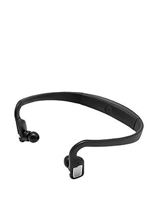 Auricular Bluetooth Sport Negro