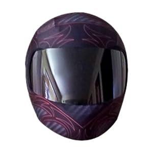 SkullSkins Motorcycle Helmet Street Skin