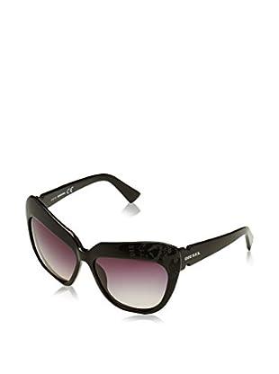 Diesel Sonnenbrille DL0047 (59 mm) schwarz
