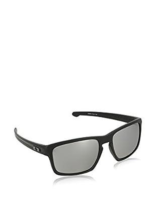 Oakley Sonnenbrille Sliver (57 mm) schwarz