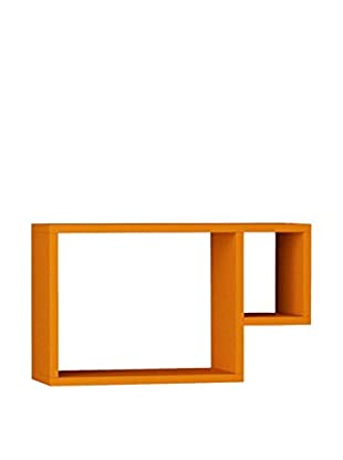 Matte Maison  Regalbrett Kupa orange