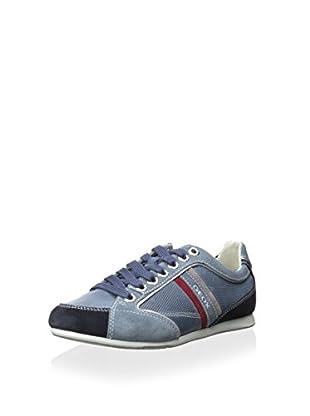 Geox Men's Andrea P Sneaker (Royal)