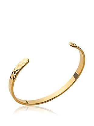 BALI Jewelry Bracciale Rigido metallo placcato oro 18 kt