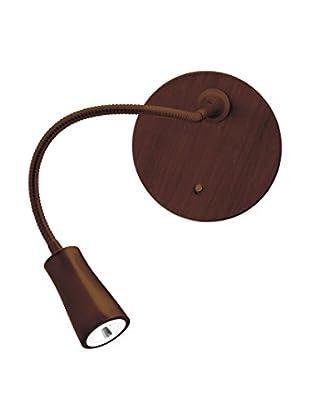 Access Lighting Epiphanie LED 1-Light Gooseneck Wall Lamp, Bronze