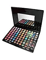 SHANY Eyeshadow Palette, Bold and Bright Collection, Metallic, 88 Color