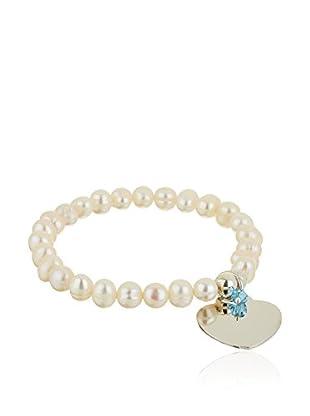 Cordoba Jewels Armband rhodiniertes Silber 925