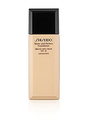 SHISEIDO Base De Maquillaje Líquido Sheer & Perfect I20 30 ml