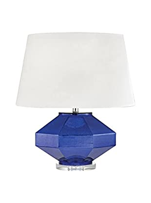 Artistic Lighting Table Lamp, Mercury Sapphire