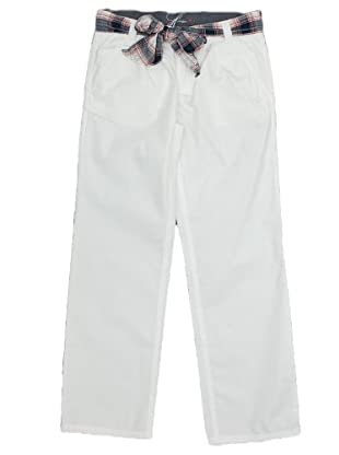Tommy Hilfiger Pantalón Cinturón (Blanco)