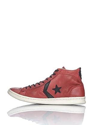 Converse Zapatillas Pro Leather Varvatos (Rojo / Negro)