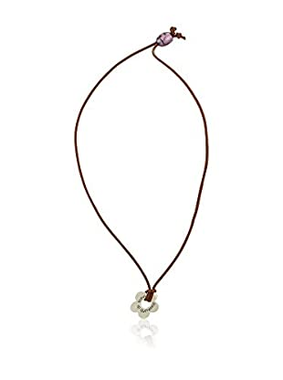 Córdoba Jewels Set Halskette und Anhänger Sterling-Silber 925