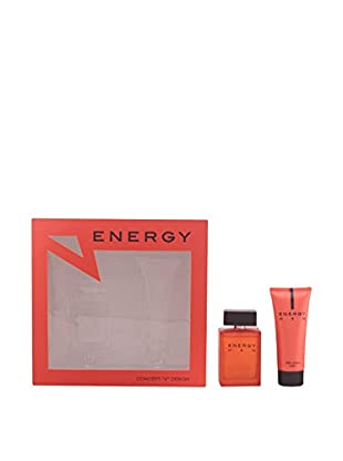ENERGY Kit Facial/Corporal 2 Piezas Men