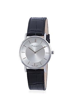 Rudiger Men's R2400-04-001 Kassel Round Stainless Steel Silver Sunray Dial Watch