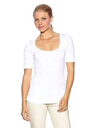Anna Scott Camiseta Bourbon (Blanco)