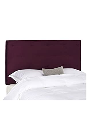 Safavieh Martin Headboard, Full Size, Bordeaux