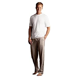 Jockey Men's Cotton Lounge Pants (8901326022061_9500-0103-NAVY Navy XL)