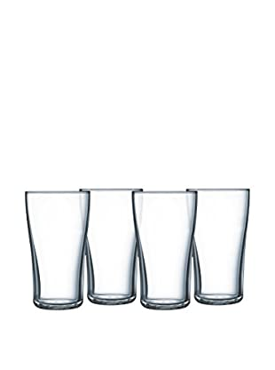 Arc International Set of 4 Midland 20-Oz. Craft Brew Glasses