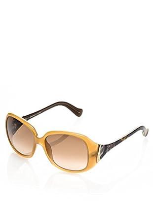 Emilio Pucci Sonnenbrille EP649S honig