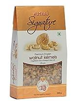Nutraj Signature Recipe Ready English Walnut Kernels, 200g