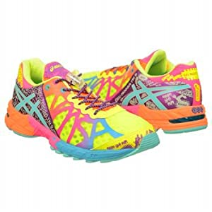 ASICS Women's GEL-Noosa Tri 9Flash Yellow/Turq/Be