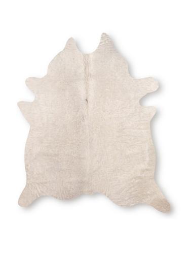 Natural Geneva Cowhide Rug (Natural)