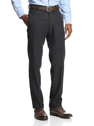 Incotex Ivory Men's Nano-Reflex Trouser (Black)