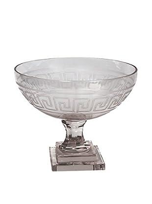 Go Home Mykonos Pedestal Bowl