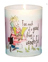Born to Shop - Scented Candle - 4 Tall x 3 Wide