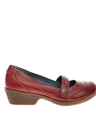 Hush Puppies Zapatos (Rojo)