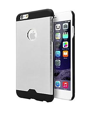 Unotec Funda Metal iPhone 6 Plus Gris