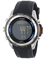 Seiko Men's PS7001 Tech Gear Digital Watch