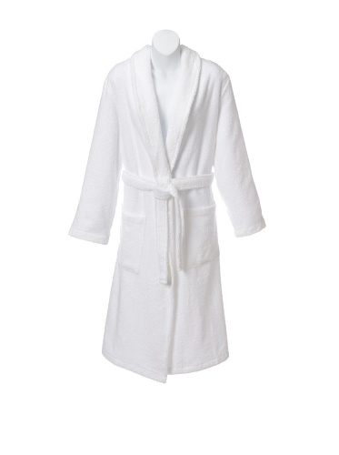 AMR Bath Robe (White)
