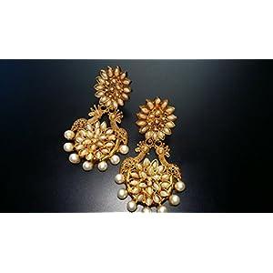 Dreamz Jewels Polki Earrings