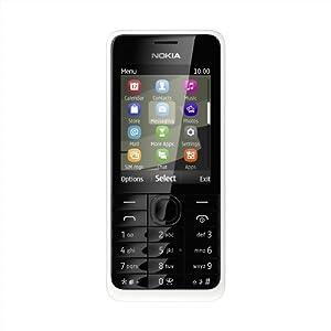 Nokia 301 (White)