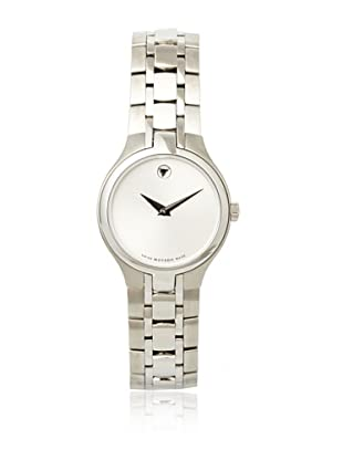 Movado Women's 606451 Military Stainless Steel Watch
