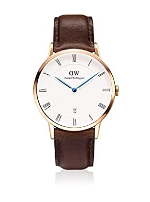 Daniel Wellington Reloj con movimiento Miyota Unisex 1103DW 38 mm