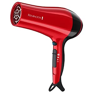 Remington D3080 Extreme Volume and Shine Ceramic Hair Dryer, 1875 Watts