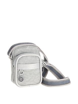 Kipling Umhängetasche (Silber)