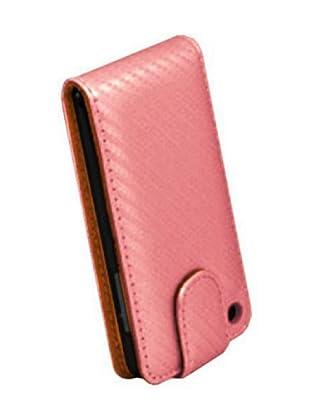 Blautel iPod Touch 4 Funda Con Tapa Rosa