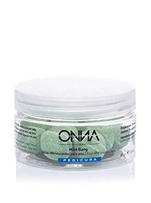 Onna Therapy Bang Mint Foot Effervescent Balls 80 gr,, Preis/100ml: 12,43 EUR