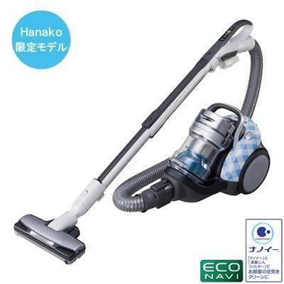 パナソニック 掃除機 サイクロンクリーナー Hanako限定モデル MC-SS310GX-A チェックブルー