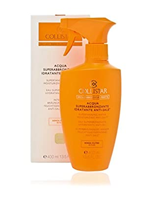 Collistar Agua Bronceadora No Filter 400 ml