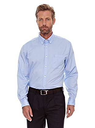 Cortefiel Camisa Awati (Azul Marino)
