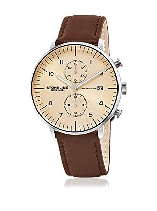 Stührling Original Uhr mit japanischem Quarzuhrwerk Man Vitesse 803 803 42.0 mm