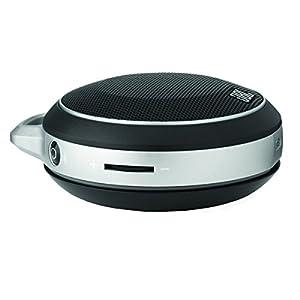 JBL Micro II Portable Speaker (Black)