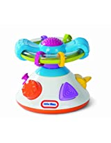 Little Tikes Playful Basics Sit and Turn Play, Multi Color