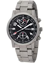 CEPHEUS Men's CP505-121 Chronograph Watch